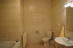 Łazienka 1 przed aranżacją