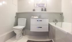 łazienka po odświeżeniu