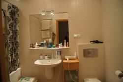 łazienka przed...