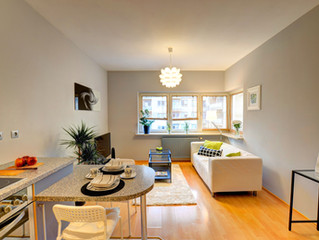 Stylizacja mieszkania przez Klienta!
