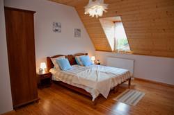 Pokój gościnny na piętrze
