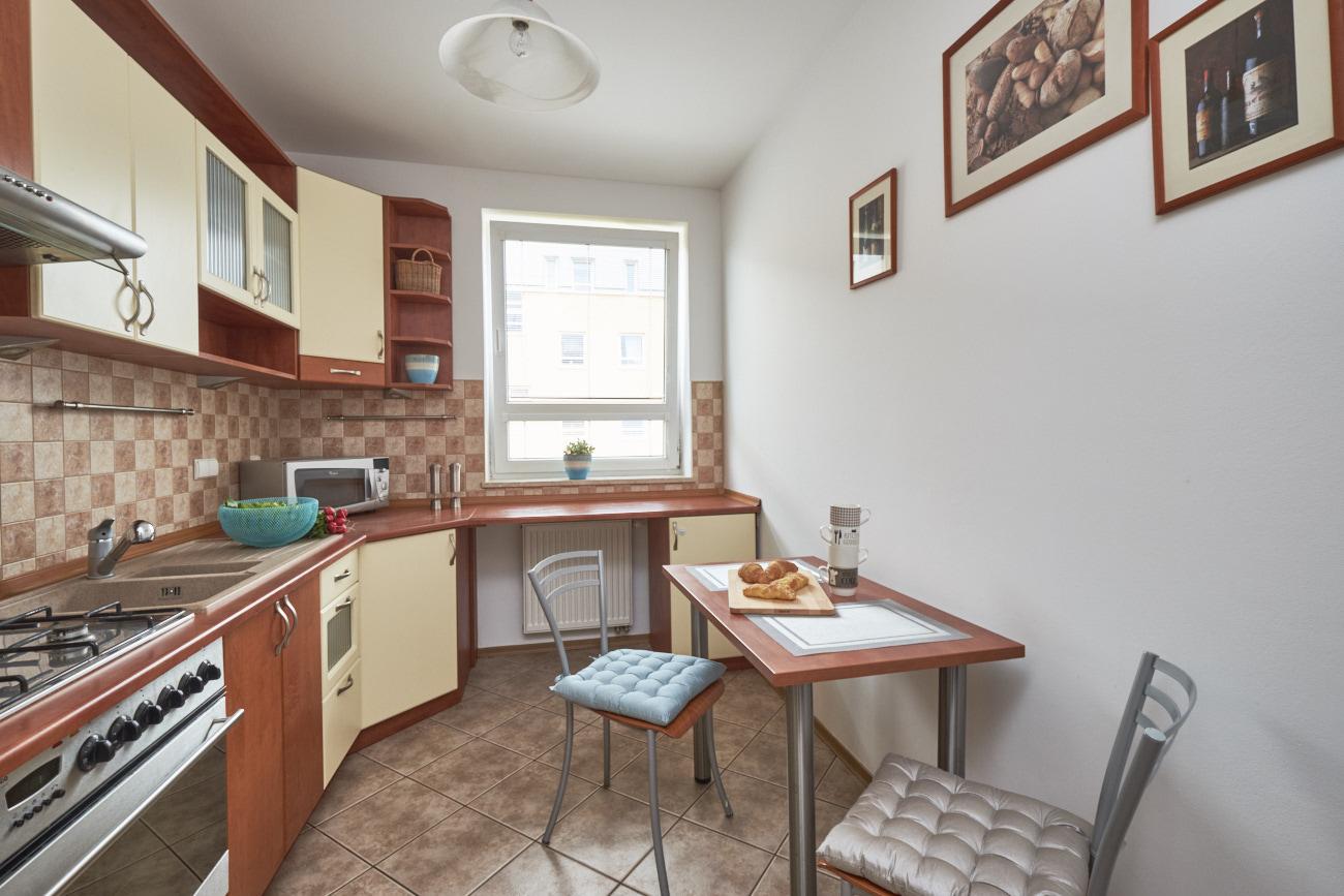 i kuchnia po małych zmianach:)
