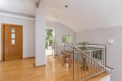 korytarz na piętrze