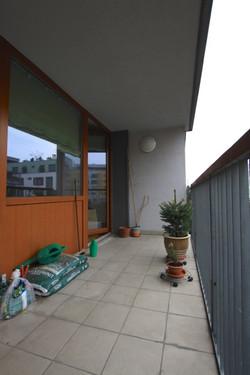 balkon przed zmianą
