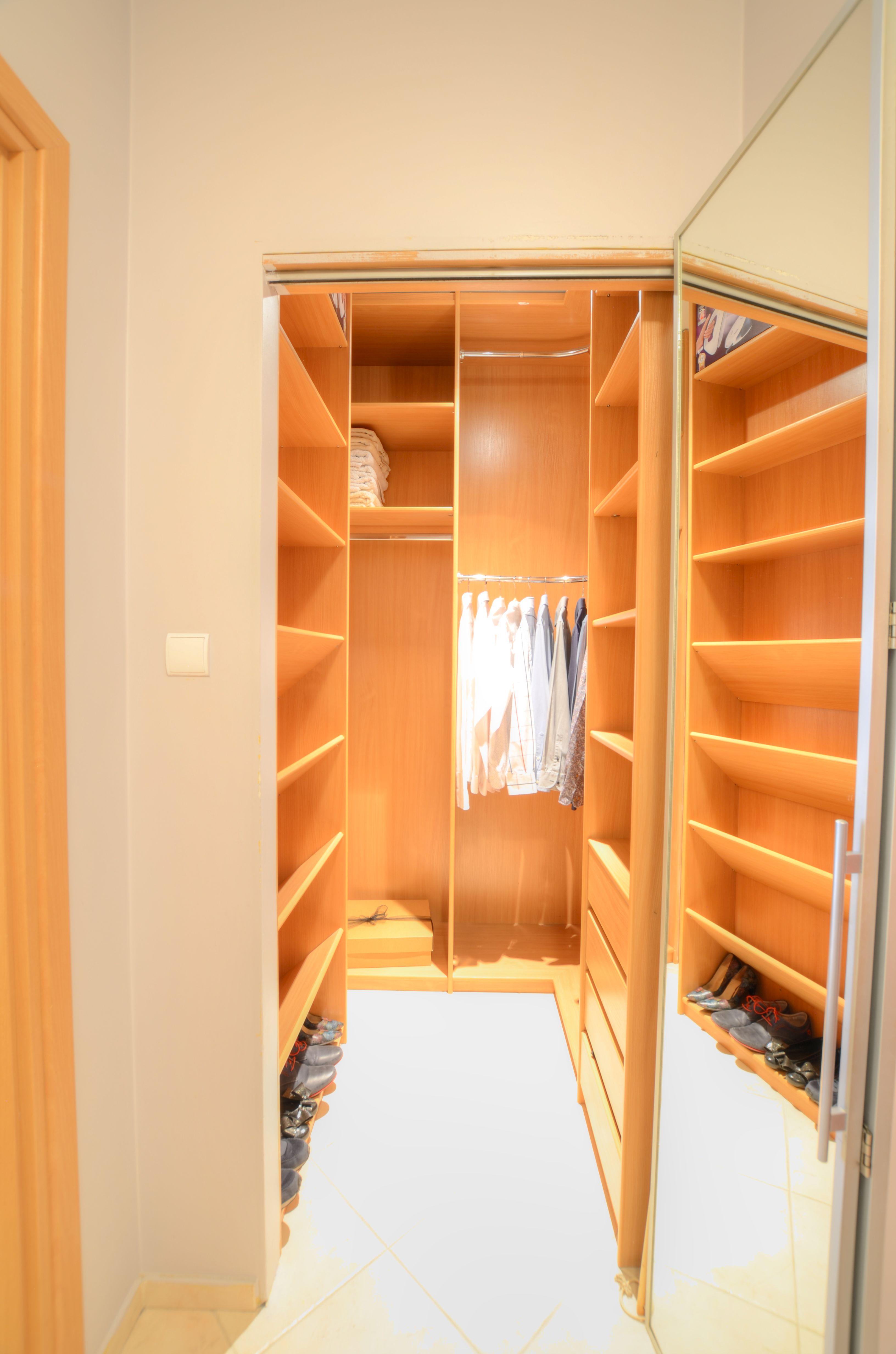 ... i garderoby