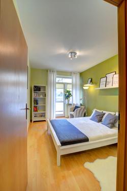 i sypialnia gotowa do zdjęć