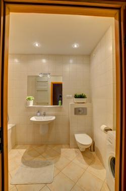 i łazienka po