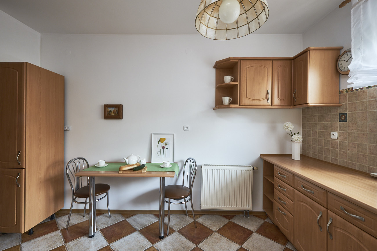Kuchnia po małych zmianach