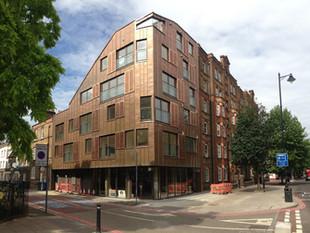 2014 - St George's Road, London
