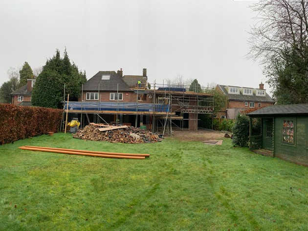 2020 - Private House, Chichester
