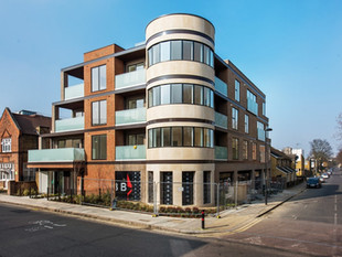2014 - St Matthews Road, London