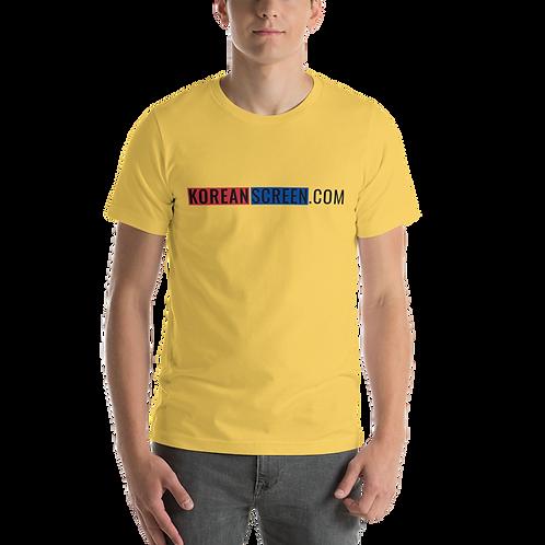 KoreanScreen.Com Short-Sleeve Unisex T-Shirt