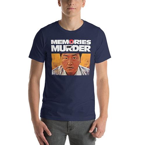 Memories of Murder Short-Sleeve Unisex T-Shirt