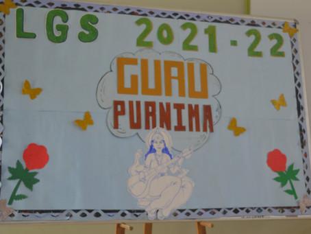 Guru Purnima at LGS