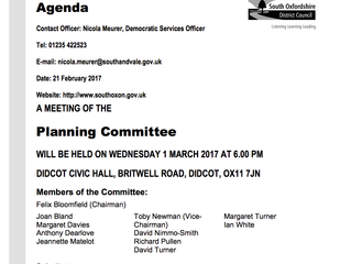 Gladman committee date delayed