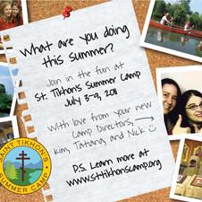 STSC Announcement Postcard
