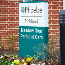 Web Portfolio Phoebe Meadow Glen Signage