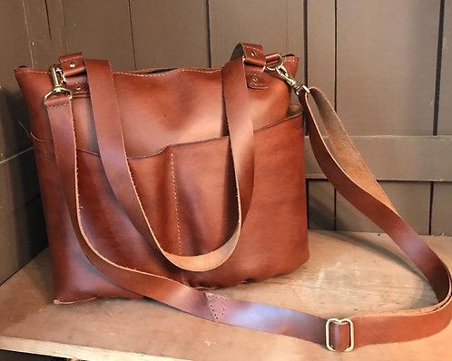 Versatile Shoulder, Crossbody & Back Bag