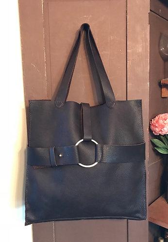 Rustic Large Shoulder Bag