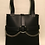 Thumbnail: Large - Chain Accented - Shoulder Bag