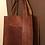 Thumbnail: Three Pocket Handbag w Design Stitching