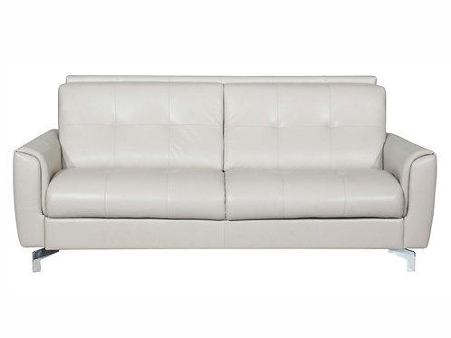 Benares Sofa w/Sleeper Dark Beige Leather