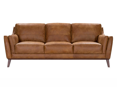 Dalby Sofa Vintage Brown Top Grain Leather