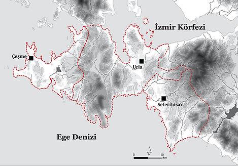 Modern districts