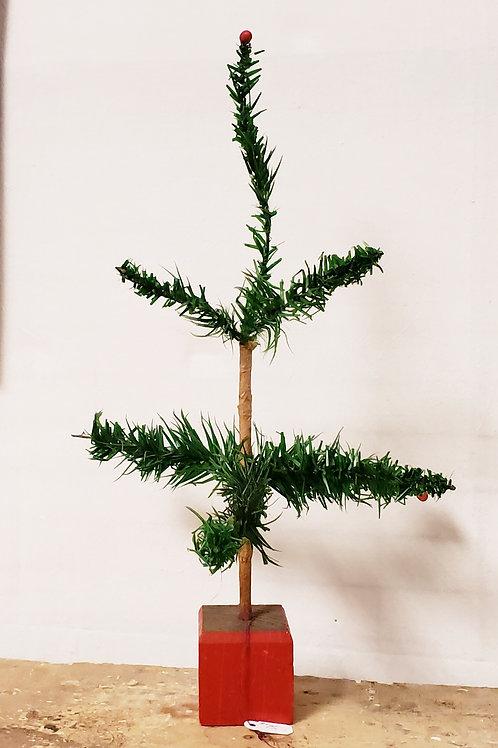 """8"""" Real, Tiny Feather Tree"""