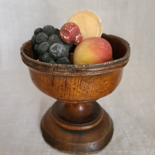 Very Early Treen Compote