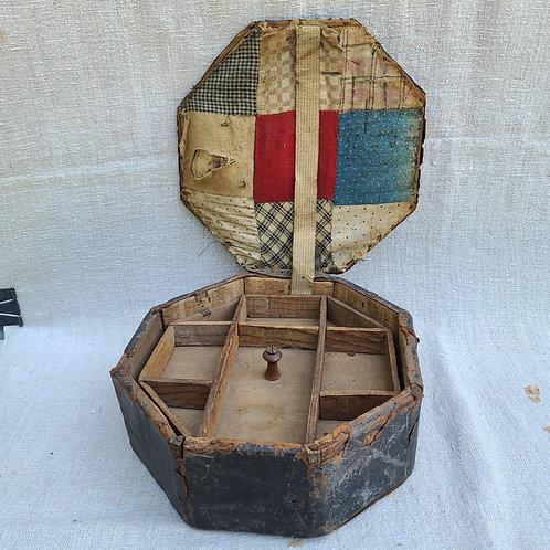 Make Do Octagon Sewing Box