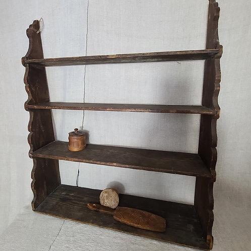 18th C. Chestnut Shelf