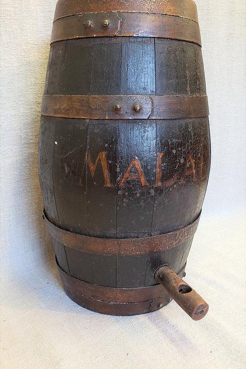 Antique Keg for Malaga Sweet Wine