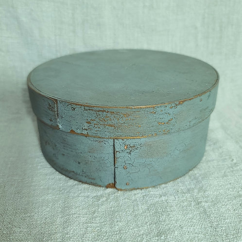 Blue Grey Pantry Box