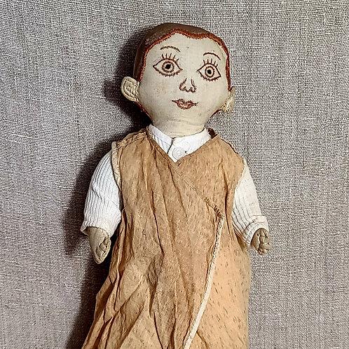 "15"" Vintage Rag Doll"