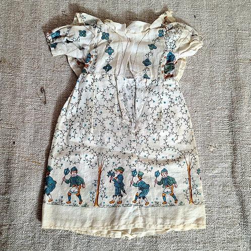 Cute Anne Greenaway Doll Dress