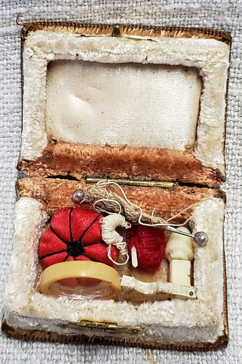 Tiny Doll Sewing Book