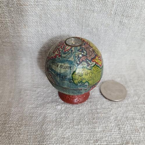 Miniature Doll Size Globe Pencil Sharpener