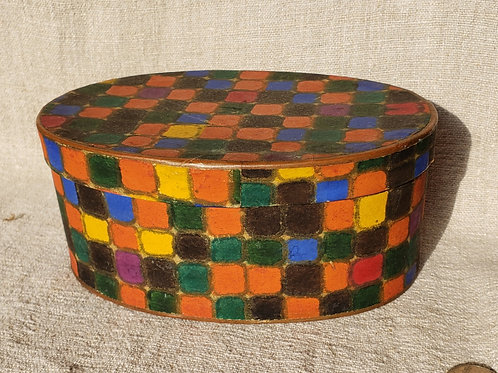 Bright Mosaic Wallpaper Box