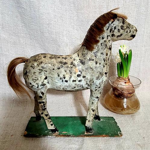 Spotted Pony German Putz Horse