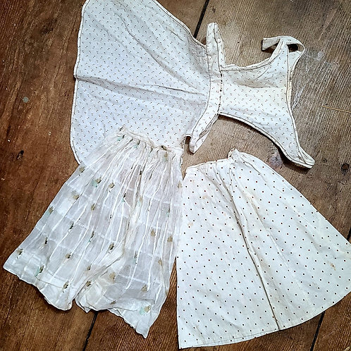 Group of 3 Doll Clothes