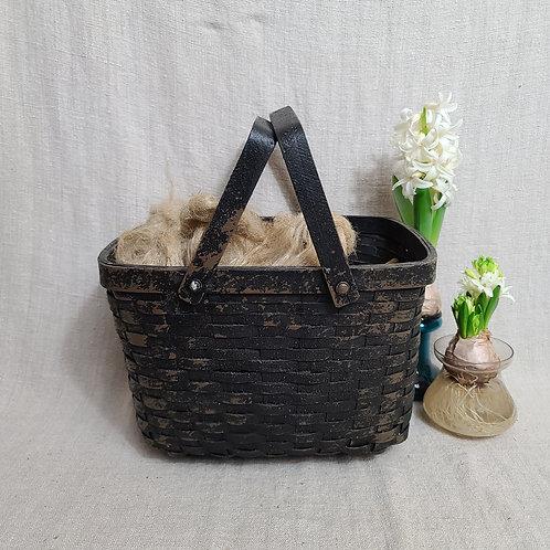Black Picnic Basket