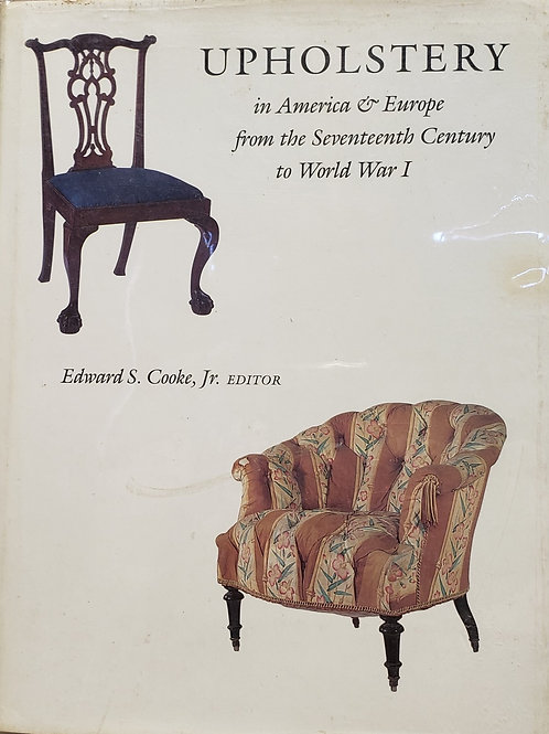 Upholstery in America and Europe