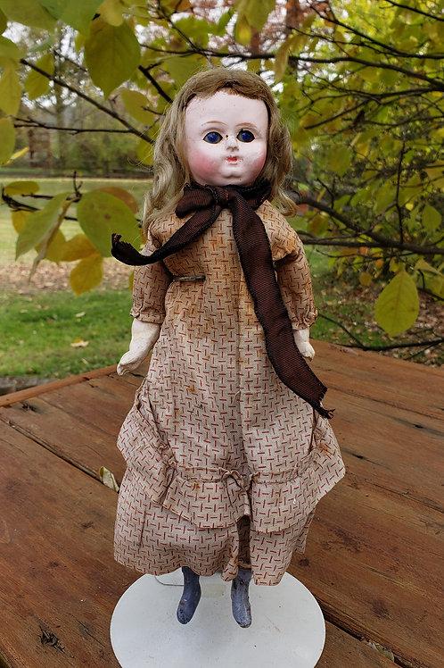 Sweet Early German Doll