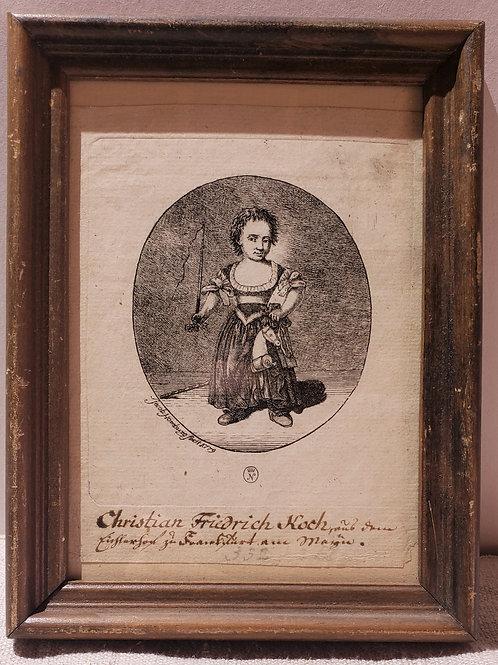 1779 Print of Boy
