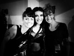 Edith Crash, Ana Curra & Florencia P. Marano