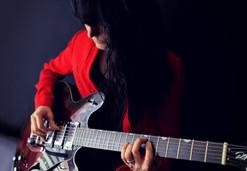 Edith Crash Dream Studios Guitar