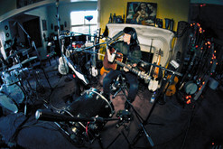 "Recording ""Partir"" at 11AD with Alain Johannes"