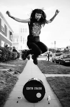 Edith Crash - Los Angeles