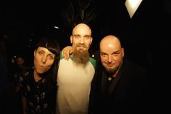 Edith Crash with Alain Johannes and Nick Oliveri